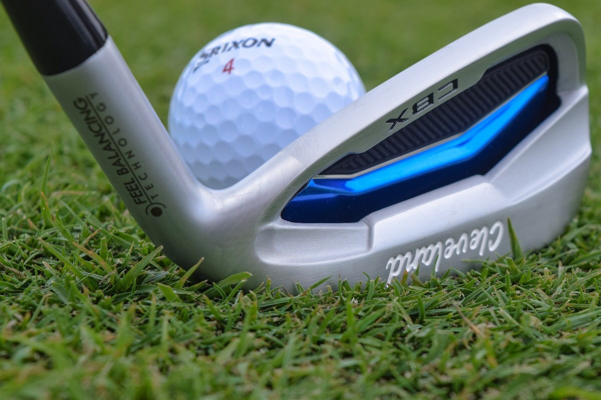 Review: Cleveland Launcher CBX irons – Golf Society News